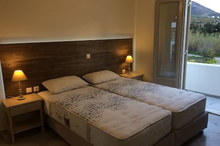 Eva apartment, heart of Parikia - Paros - Wohnung