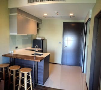 Nice and cosy apt. in Sukhumvit 1BR - Apartment