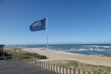Beach apartment near Porto - Labruge - Byt