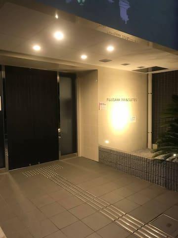 鎌倉・江ノ島観光に最適なキッチン付きのアパートメントホテルです。【1ROOM TYPE:56】