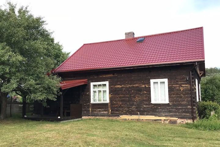 Klimatyczny dom na Podlasiu