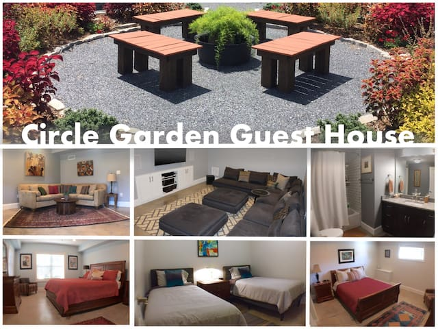 Circle Garden Guest House: 3BR Apt near Athens - Bishop - Apartment