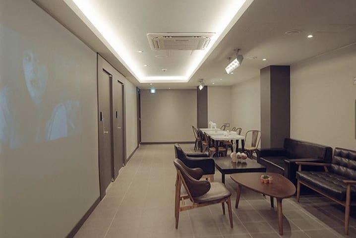 Double Room 201