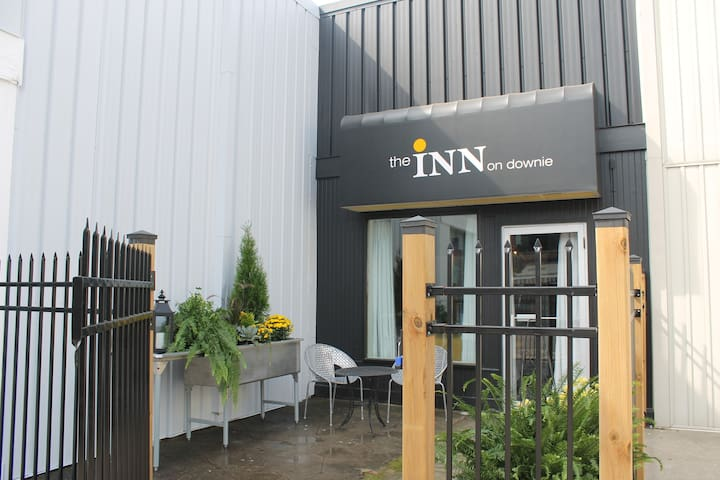 Location, location! The Inn on Downie - Stratford