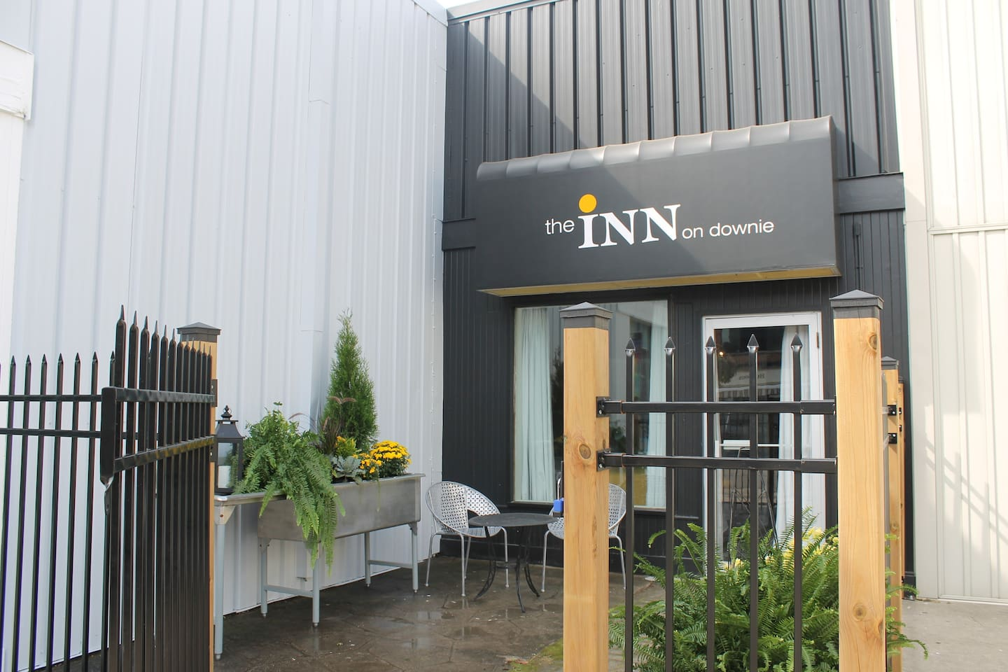 Welcome to The Inn on Downie