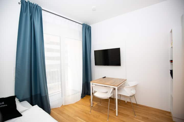 Business-Apartment near the Trade Fair Center