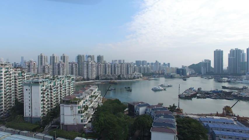 Sea World, Shekou; Seaside; Easy access to HK - Shenzhen - Pis