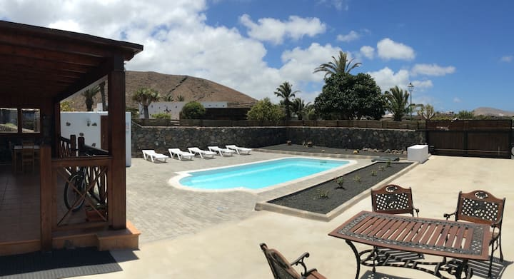 Villa Cernícalo, Sun, relax & nature! Free WiFi