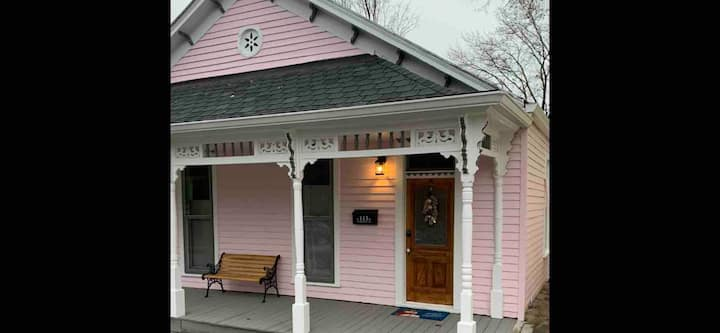 Little Pink House north