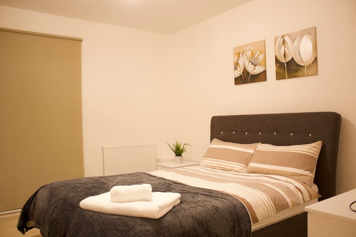 Comfy Apartment near City Centre and Salford Uni