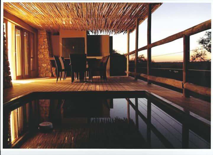 Kruger National Park - Mjejane River Lodge