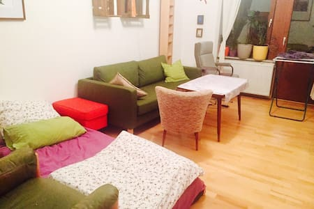 Lovely Apartment in city center, style&colorful - Wiesbaden