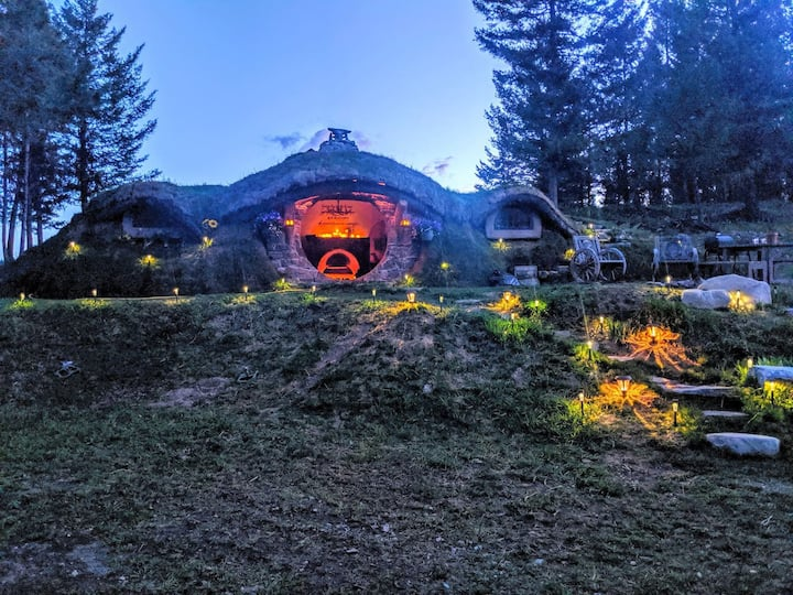 Hobbit Mountain Hole