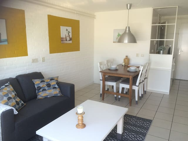 2 cosy and comfortabel 1 bedroom Marina apartments - Bruinisse - Departamento