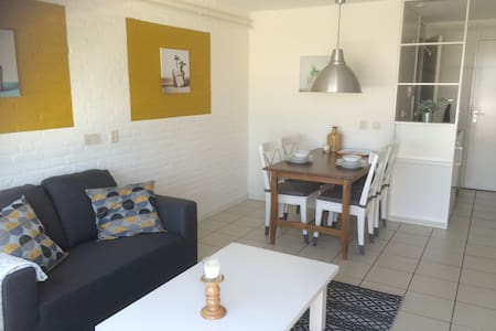 2 cosy and comfortabel 1 bedroom Marina apartments - Bruinisse