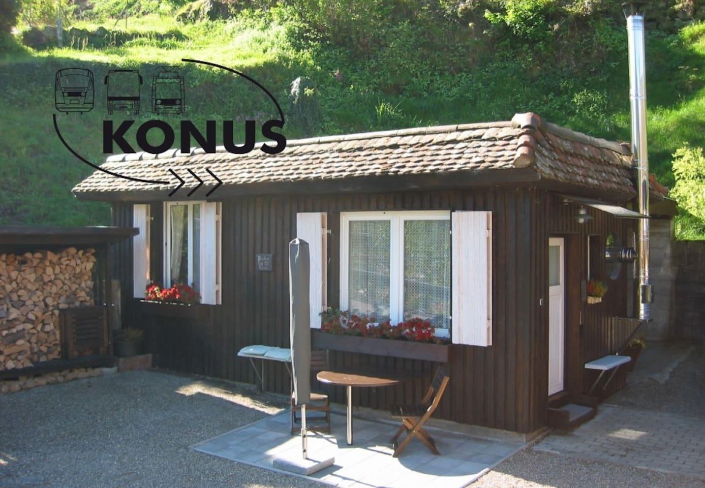 Das Häuschen /          The Cottage