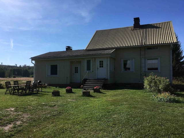 Country house close to Messilä ski resort