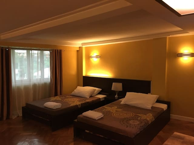 Cozy studio room 10min from airport - Davao City - Wohnung