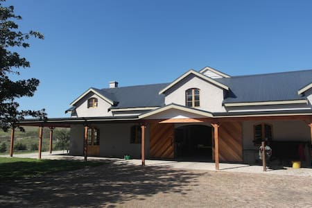 The Hayloft at the Heaven and Earth Equine Retreat - Hermanus - Chalet