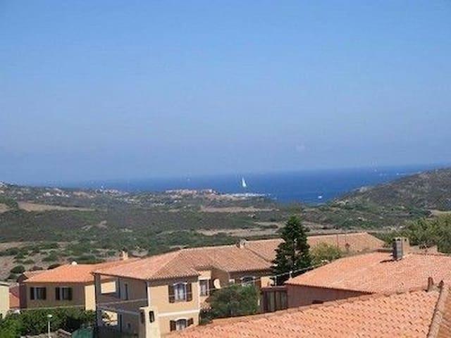 vista mare panoramica