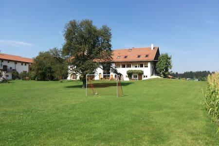 Hagerhof Chiemsee Loft Wohnung Taubenschlag - Eggstätt