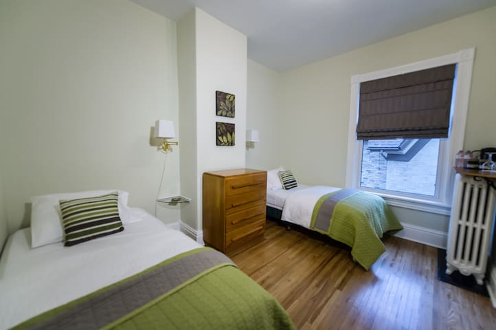 The Cassidy Rm - a sweet room for 2 guests - Goderich - Bed & Breakfast