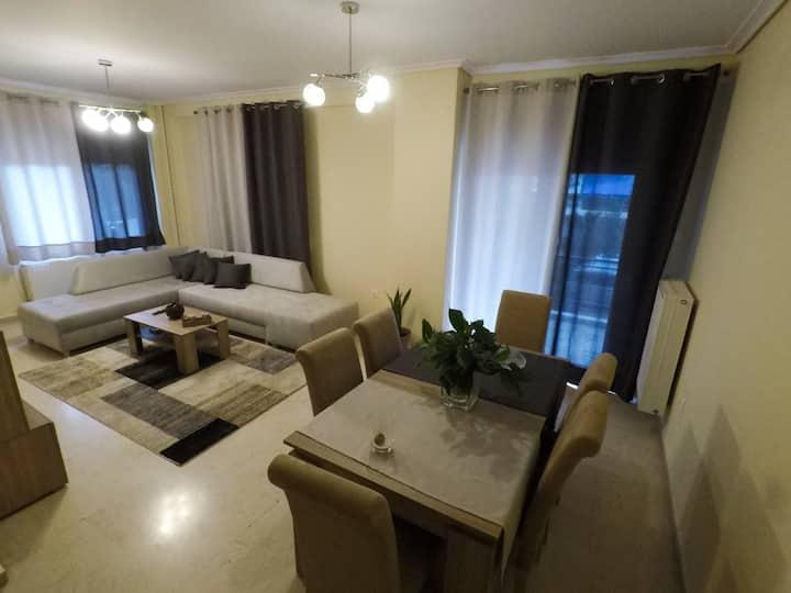 Renovated Coastal Apartment Near City Center