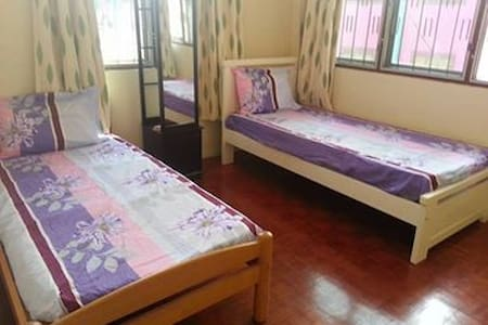 Home Sweet Home (Two Single Bed)