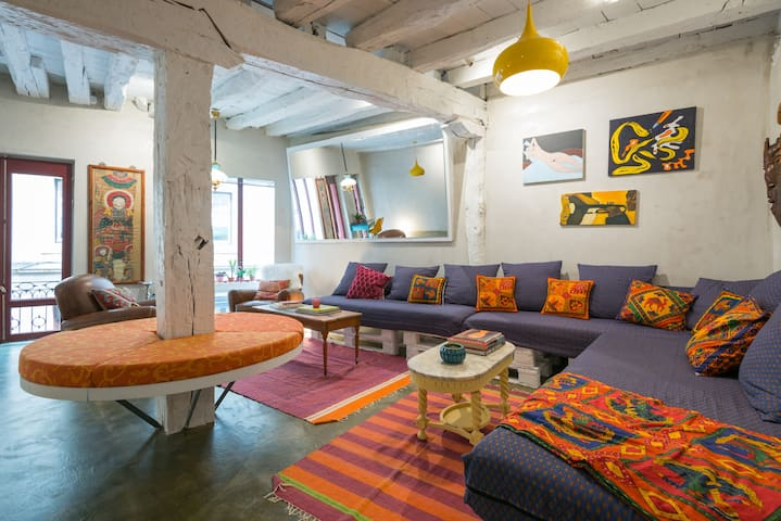 Loft in the heart of Casco Viejo