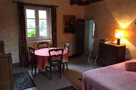 La Blanche Chambre d'hôtes proche de Bayeux - Vaux-sur-Aure