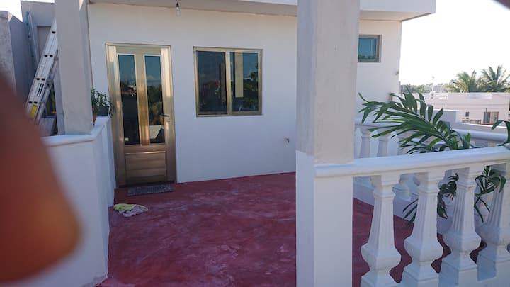 Casa departamento Andador No 5 Isla Mujeres