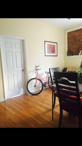 Charming and Spacious, 2bed in Bushwick.