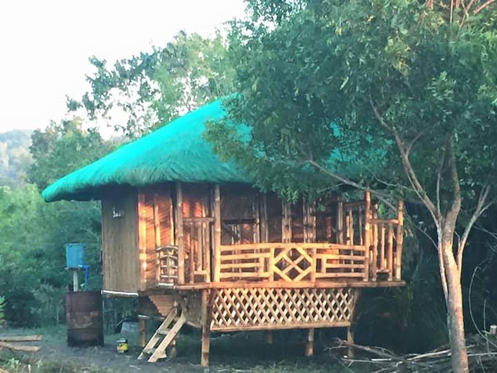 Bamboo Huts Beach Front # 2