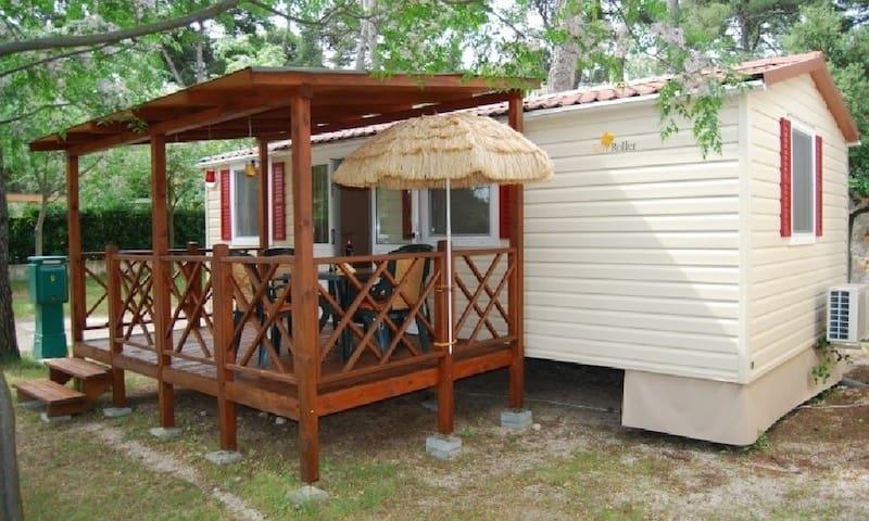 Mobilheim für 4 Gäste mit 32m² in Biograd na Moru (120264)