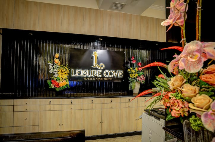 Leisure Cove Hotel and Apartments - Tanjung Bungah - Apartamento