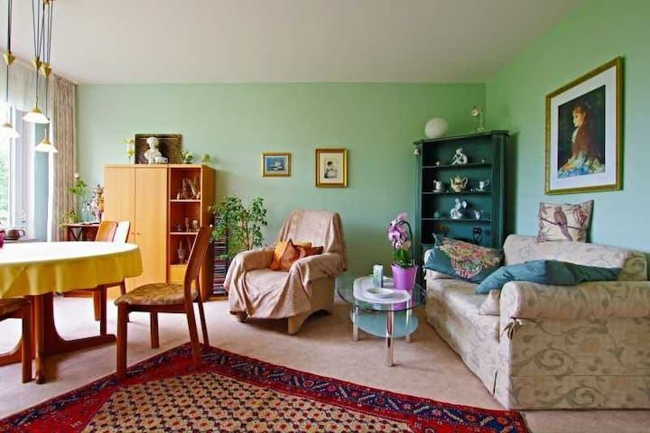 1 Zimmer Apartment | ID 1952, Apartment