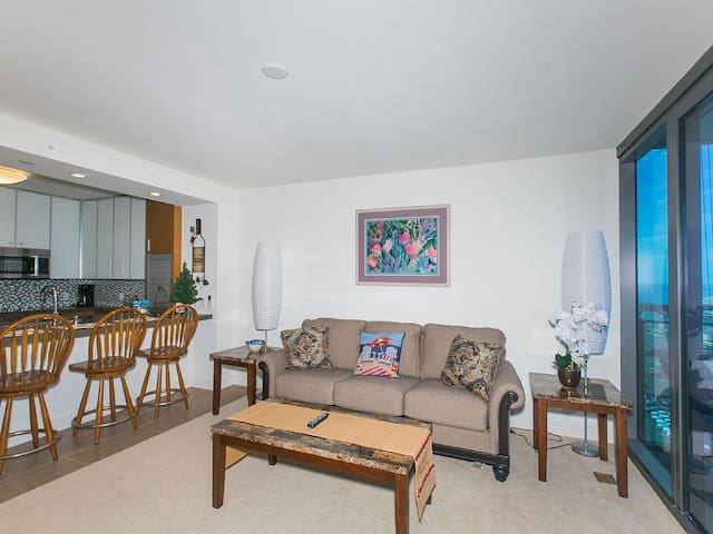 Beautiful Luxury Condo in Honolulu - Honolulu - Lägenhet