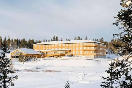 NORDSETER SPORTELL i Norges langrennseldorado - Lillehammer
