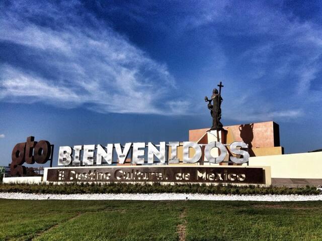 ¡Guanajuato Hermoso! Depa