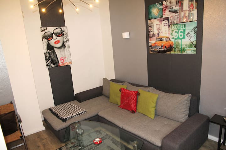 City Apartment Iserlohn - Iserlohn - Apartamento