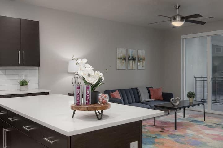 Luxury | Game Room | Air Purifier | Garage | Gym