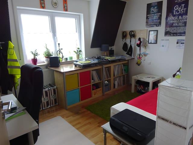 Couch im Studio