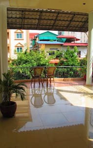 Perfectly Located Cute Private Apartment in BKK1 - Phnom Penh