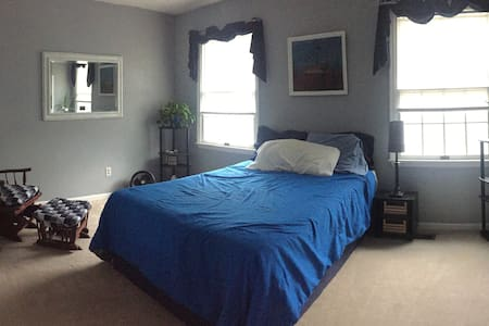 Clean room, close to UD, Longwood & Amish country - West Grove - 独立屋