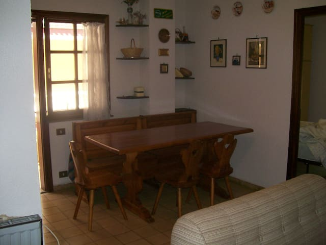 Appartamento in montagna Filettino - Filettino - Apartamento
