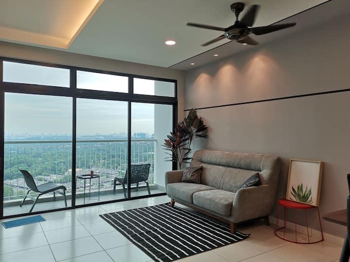 3br 8-9pac johor bahru skypeak residence kempas