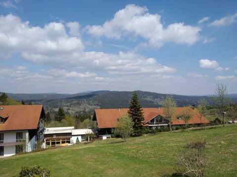 Léto na horách ApartmanyJaJ-Bavorsko