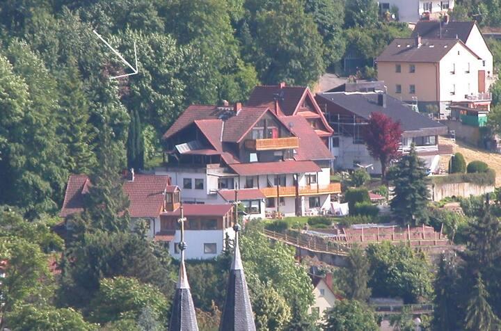 Ferienwohnung Heppenheim 2-4 Pers