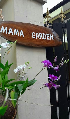 MAMA GARDEN ,LOCAL LIFE B&B 5 minutes to ICON SIAM