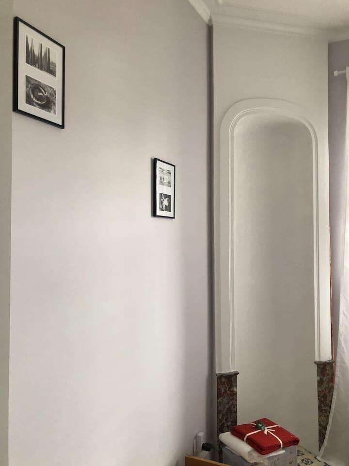 Appartement 60m2 typiquement Nancéien